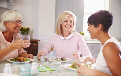 Dealing With Menopause: How Nutrition Can Help
