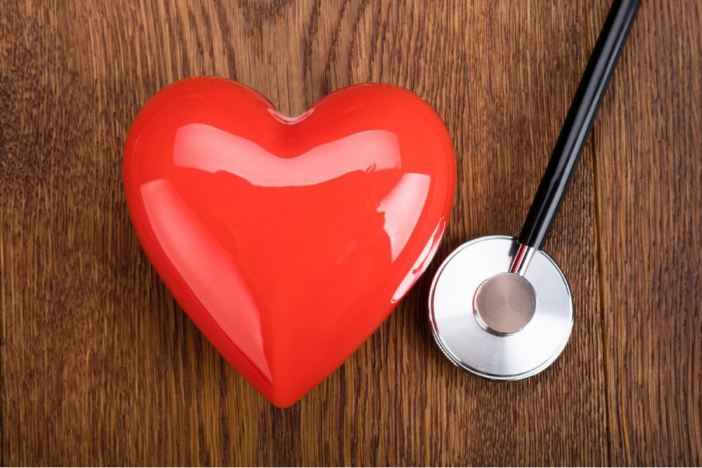 Heart and stethoscope -- Congestive Heart Failure: Definition and Overview