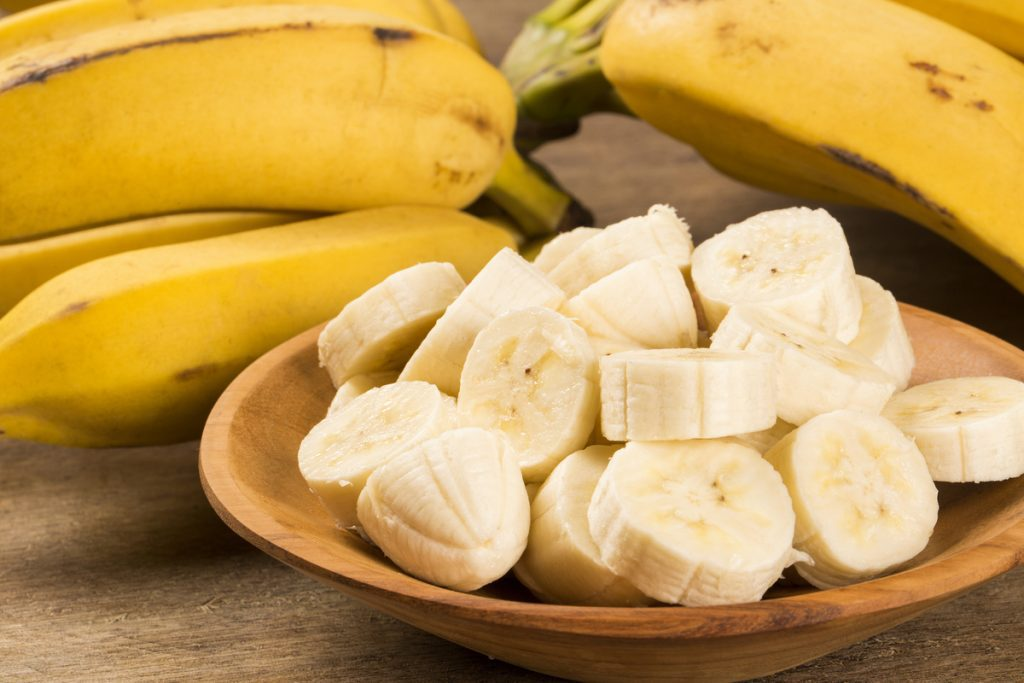 Plate of bananas -- Is Banana Good for Diabetes?