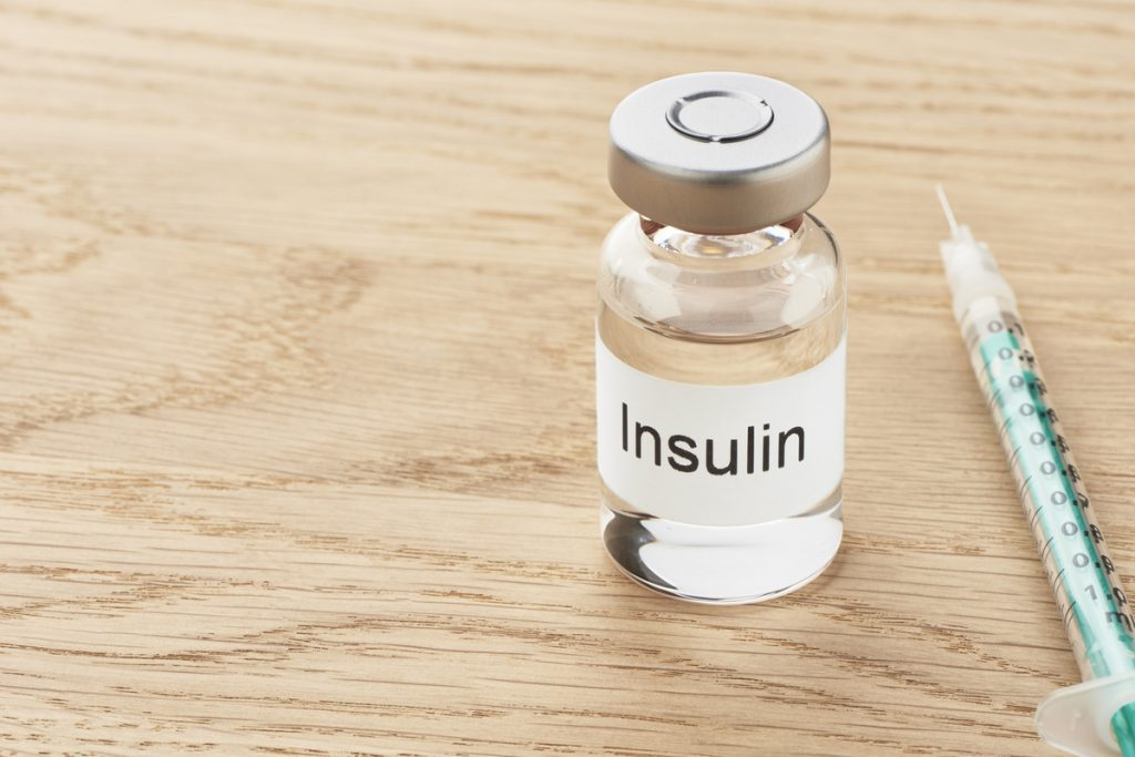 Bottle of insulin -- New Mexico and Virginia Pass Limits on Insulin Copays