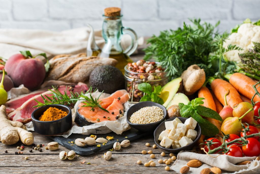The Mediterranean Diet and Brain Health