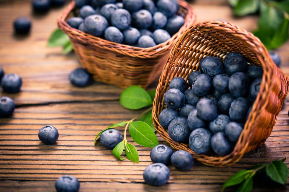 Blueberries Improve Glucose Control in Men With Type 2 Diabetes