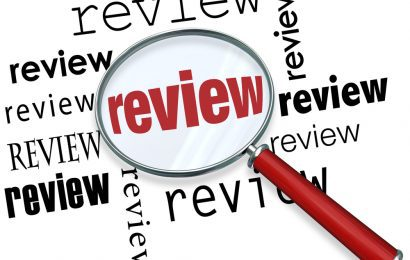 Magnifying glass over word review -- Product Review: Blueair Blue Pure 411 Air Purifier