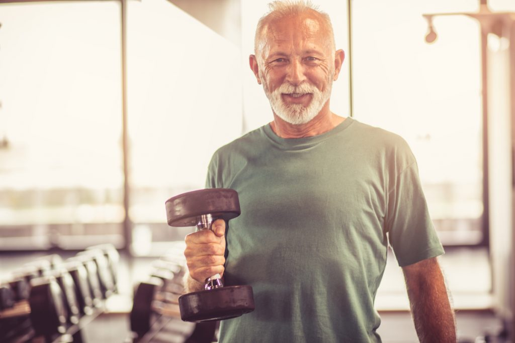 Type 2 Diabetes Tied to Age-Related Muscle Loss in Men