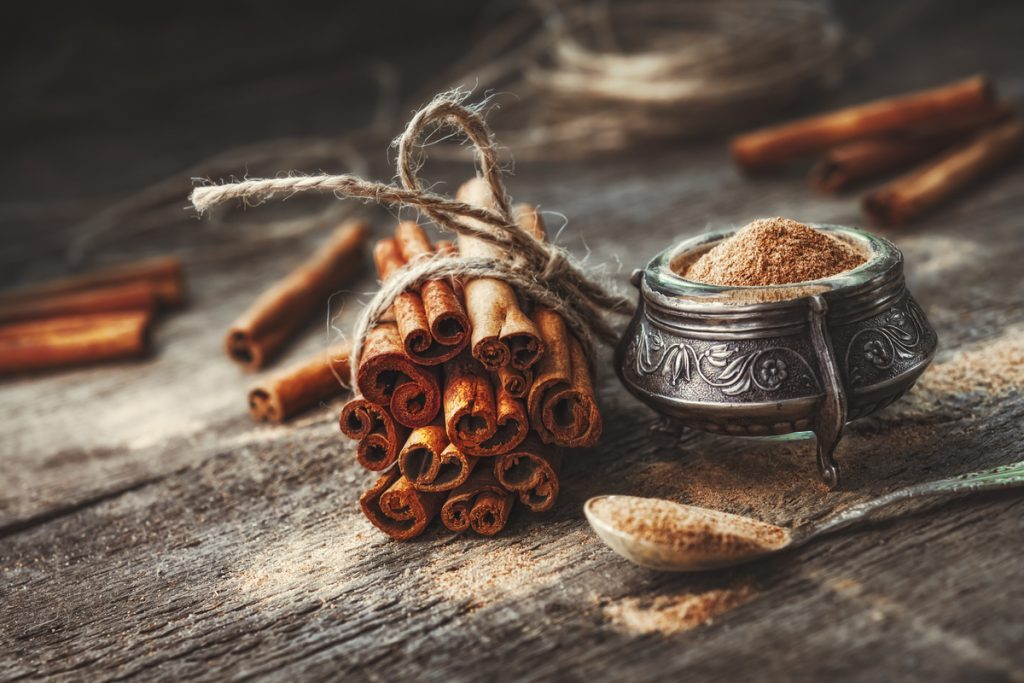 Cinnamon Might Help Control Blood Sugar: Study