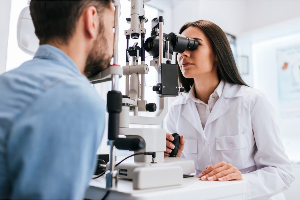 Eye Care Utilization Among Insured People With Diabetes