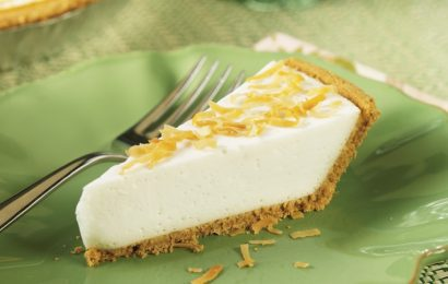 No-Bake Coconut Cream Pie