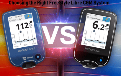 Understanding the Differences Between the FreeStyle Libre and the FreeStyle Libre 2 CGM Systems