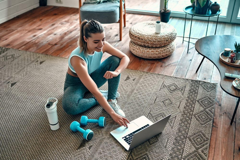 Home Workouts: Exercise At Home Options