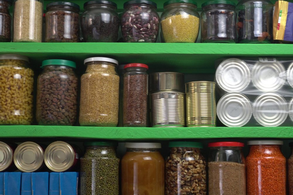 How to Keep Your Kitchen Stocked