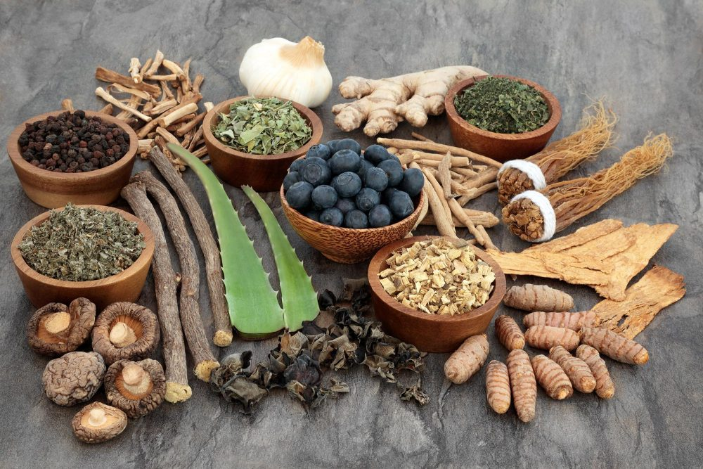Adaptogens for Stress Relief