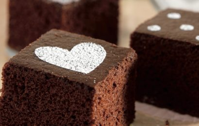 Chocolate Cinnamon Cake