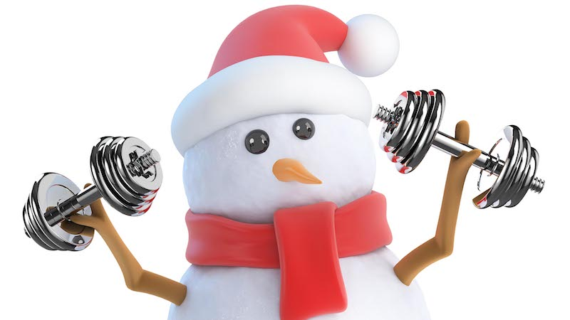 Exercising During the Holidays