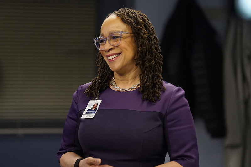 S. Epatha Merkerson On Living With and Learning About Diabetes