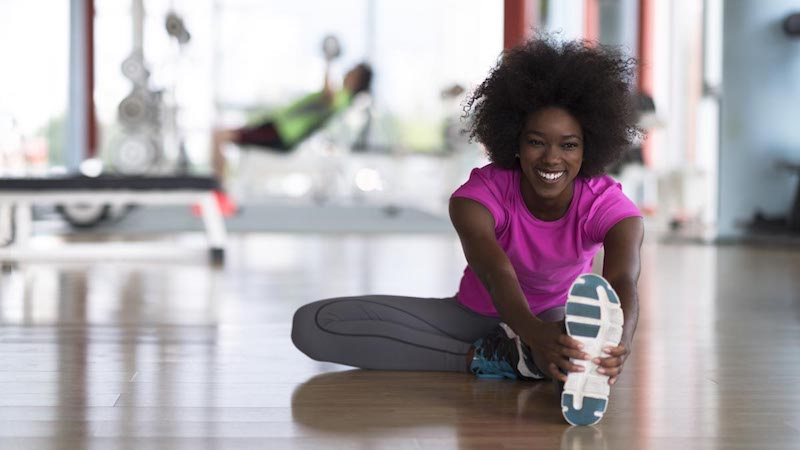 Exercise Reduces Cardiovascular Risk From Controlled Hypertension