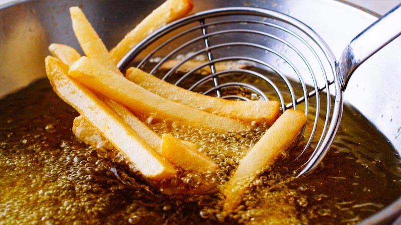 Fried Foods Linked to Heart Disease Risk