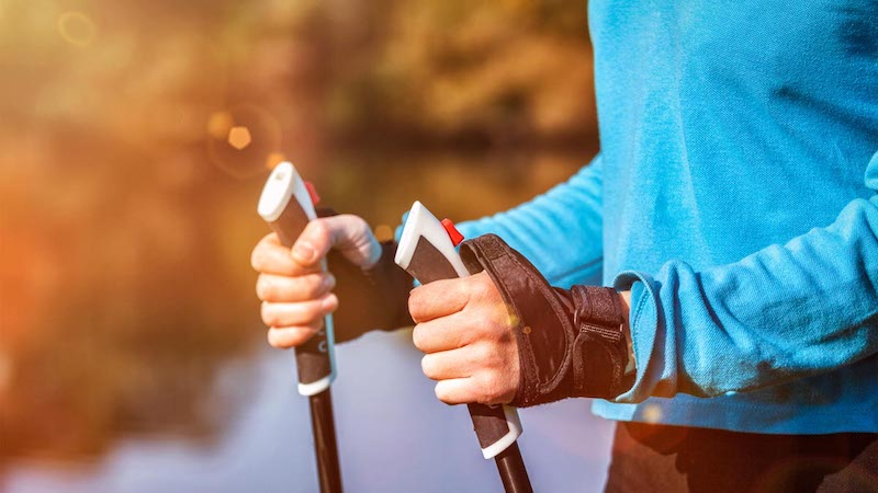 Nordic Walking Improves Fitness in People With Obesity