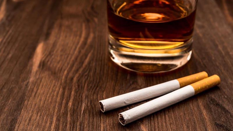 Substance Use Linked to Premature Cardiovascular Disease