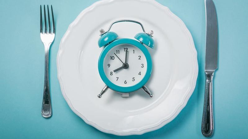 Time-Restricted Diet Effective for Weight Loss