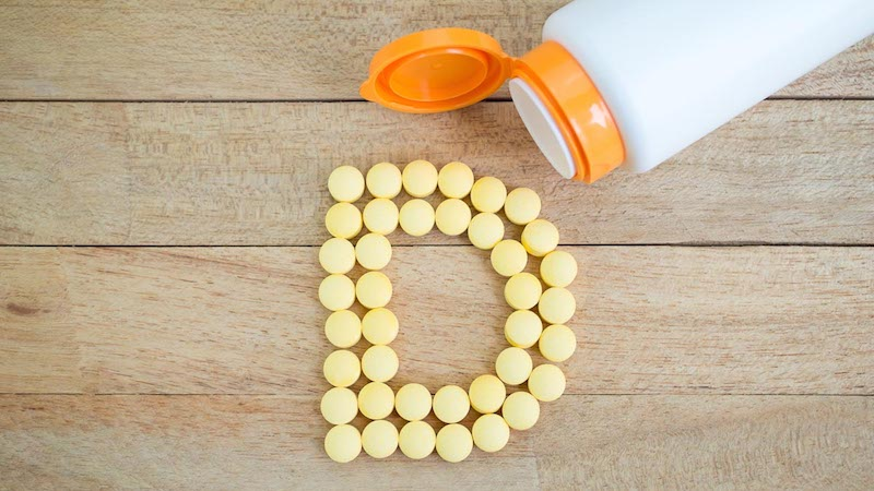 Vitamin D Improves Glucose Control After Knee Replacement