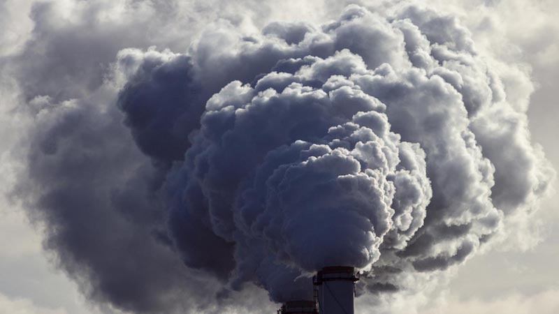 Long-Term Air Pollution Exposure Linked to Hospitalizations