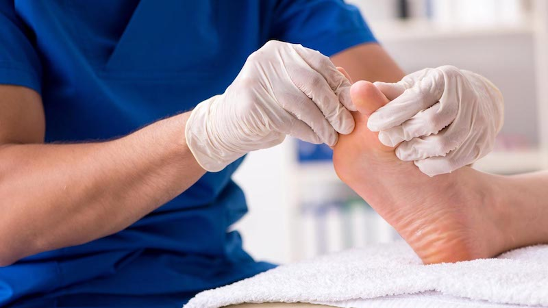 What Does a Podiatrist Do for Diabetes?