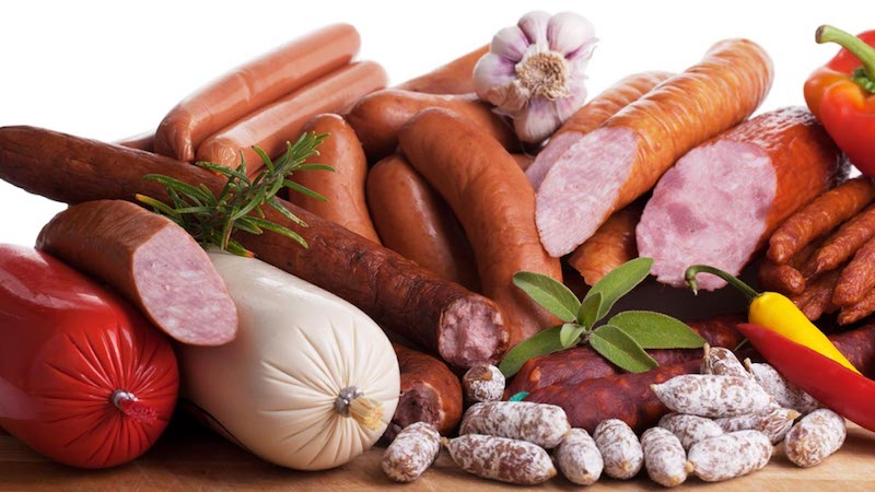 Moderate Processed Meat Intake Linked to Higher Death Risk