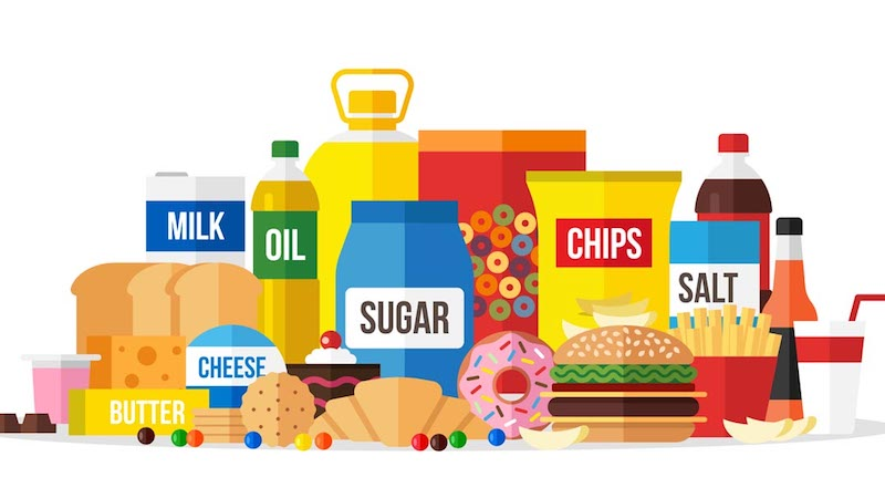 Highly Processed Foods Linked to Cardiovascular Disease