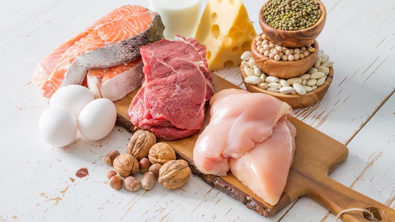 More Protein in Diet May Improve Bone Health in Older Adults
