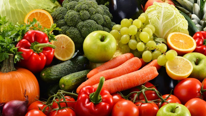 Fruits and Vegetables: How Much and What Kinds?