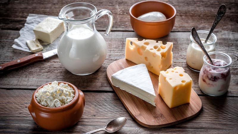 Dairy Foods for Diabetes