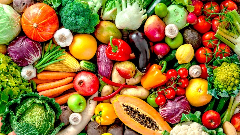 Eating Fruits and Vegetables Linked to Lower Stress