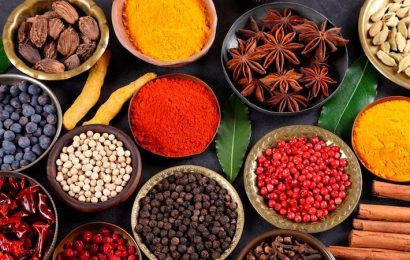 Herbs and Spices May Help Reduce Blood Pressure