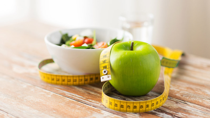 Low-Calorie Diet May Lower Blood Pressure in Some With Type 2