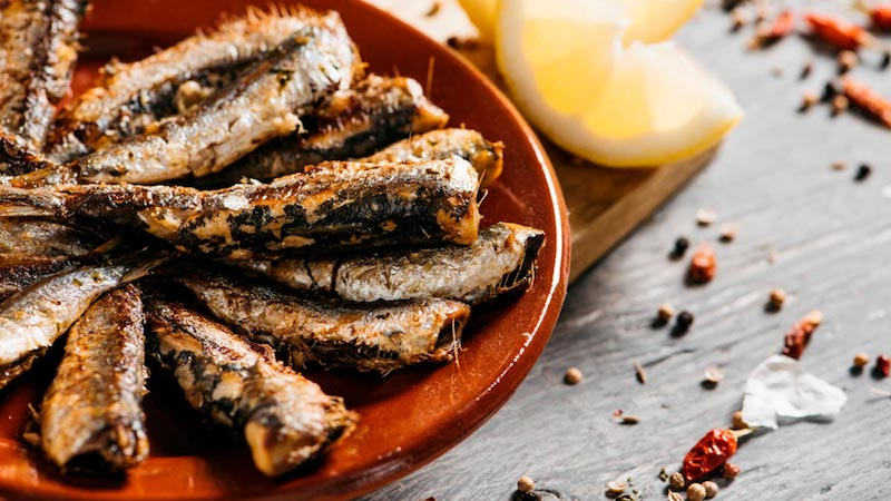 Sardine Consumption Linked to Lower Risk for Type 2