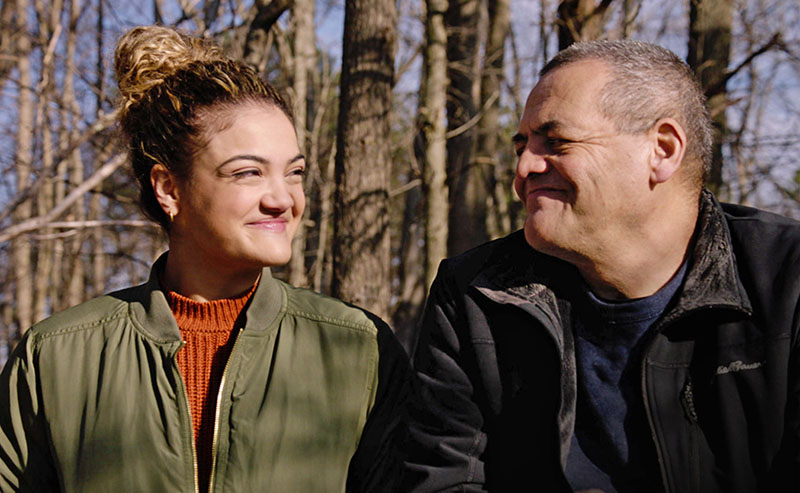 For U.S. Olympic Gymnast Laurie Hernandez, Having a Parent With Type 2 Diabetes Gives Inner Strength a New Meaning