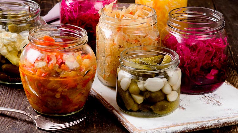 Fermented Food Intake Linked to More Diverse Microbiome, Less Inflammation