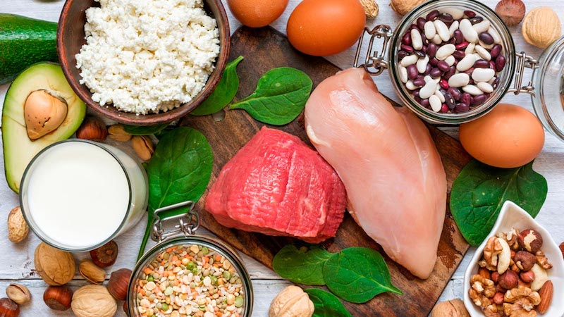 High-Protein, Low-Glycemic-Index Diet Reduces Hunger