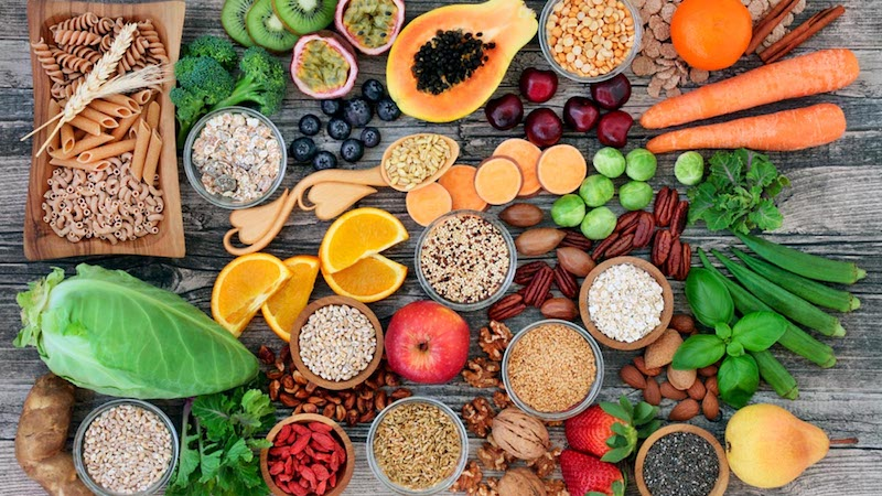 Plant-Based and Fermented Dairy Foods Rated Best for Heart Health