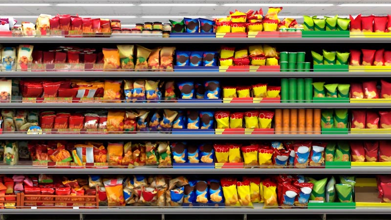 Ultra-Processed Foods in Children Linked to Extra Weight As Adults