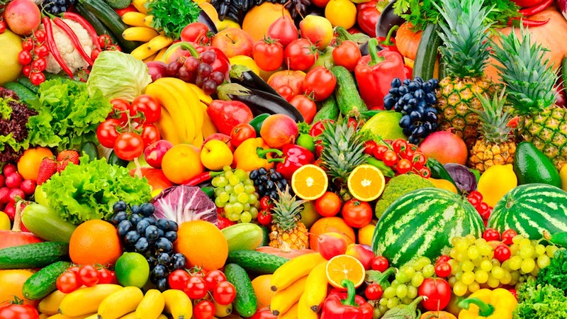 Fruit and Vegetable Intake Linked to Lower Cardiovascular, Cancer, and Overall Death Risk