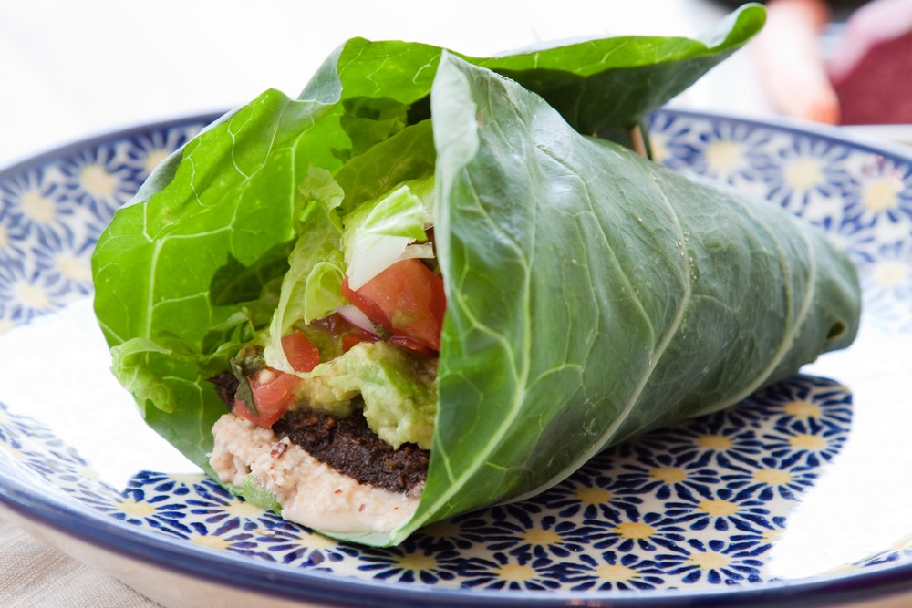 Chipotle Veggie and Cheese Wrap