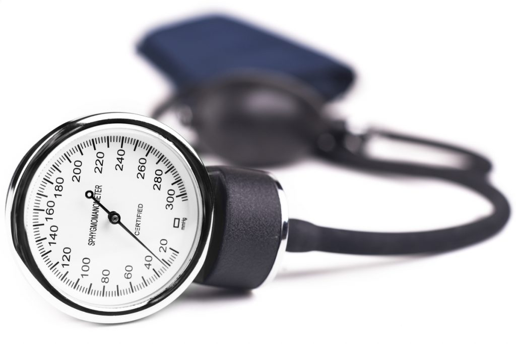 New Study Compares Blood Pressure Medications