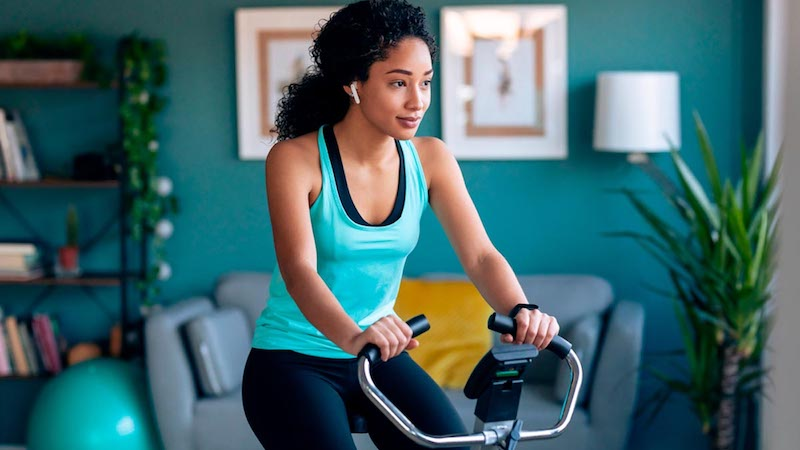 Lower Death Risk Seen With Cycling in People With Type 2
