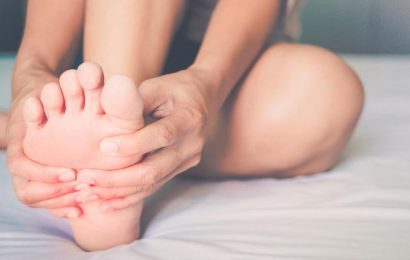 Pins and Needles in Hands or Feet
