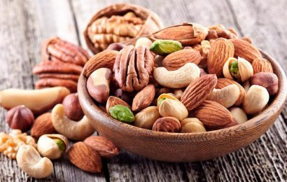 Seed and Nut Nutrition