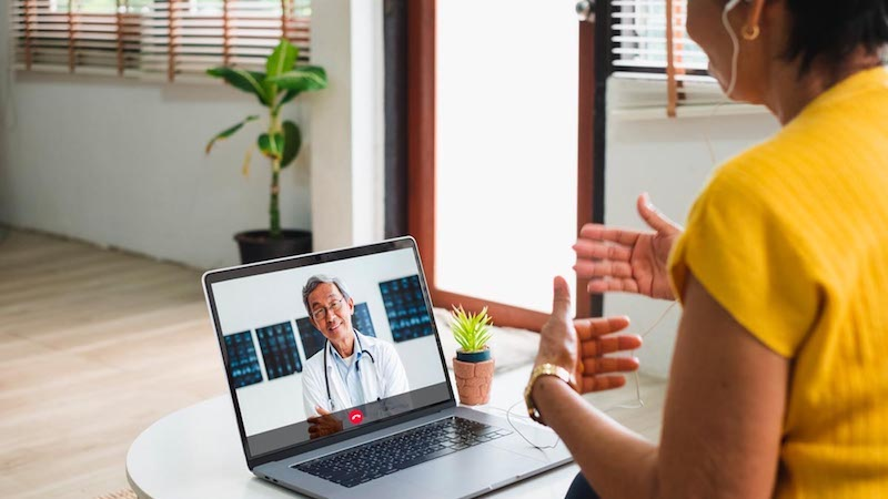 Telehealth Linked to Greatly Reduced Carbon Emissions