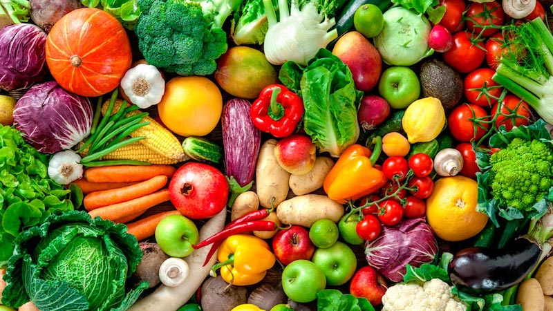 Foods High in Flavonoids Linked to Changes in Microbiome, Lower Blood Pressure