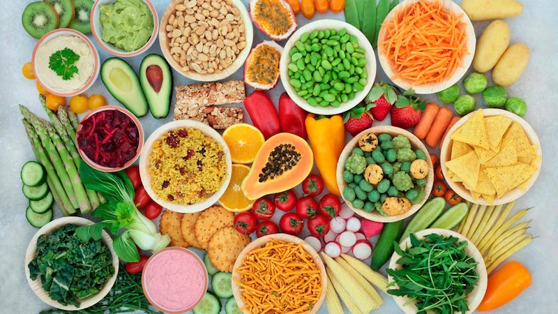 Healthy Plant-Based Diet Linked to Better COVID-19 Outcomes