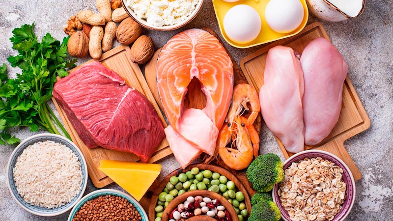 Low Protein Intake Linked to Functional Limitations